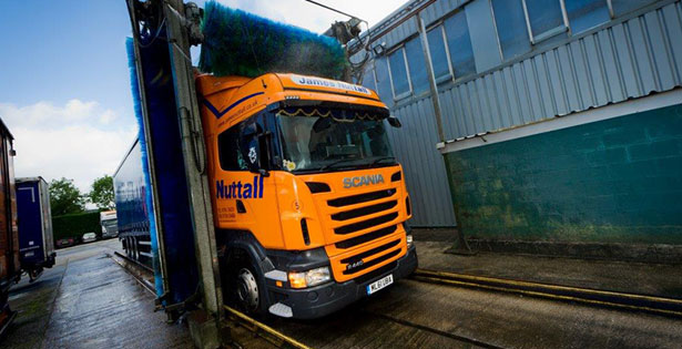 James Nuttall (Transport) Ltd